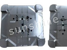 Injection molding die-1