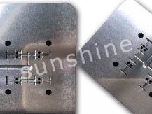 Injection molding die-2